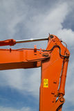 Part of excavator Stock Photos