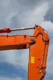 Part of excavator Stock Photos