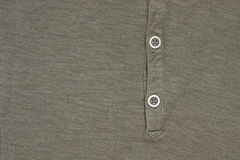Part of fabric with buttons. Stock Photography