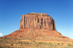 Part of famous Monument Valley Royalty Free Stock Photos