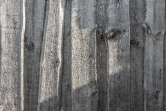 Part of the fence from boards Stock Images