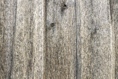 Part of the fence from boards Royalty Free Stock Photography