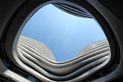 Part of Galaxy SOHO, Beijing Royalty Free Stock Images