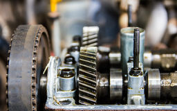 Part gear set Royalty Free Stock Images