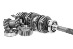 Part of gearbox Stock Image