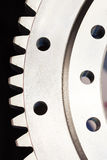 Part of gears Stock Image