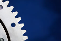 Part of gears Royalty Free Stock Photography
