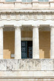 Part of the Greek parliament Royalty Free Stock Images