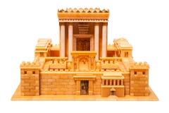 Part of Herod's temple Stock Photos