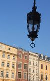 Part of a historic building in Krakow royalty free stock images