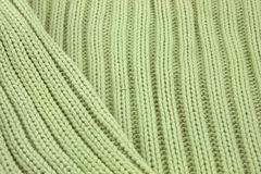 Part of knitted wool Royalty Free Stock Images
