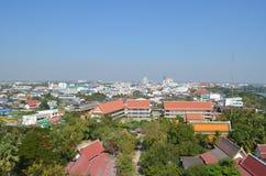 Part of the landscape Khon Kaen.thailand Royalty Free Stock Photo
