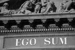 Detail of St. Stephen Basilica, Budapest, Hungary Stock Photo