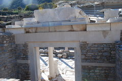 Part on the locality of Ephesus, Izmir, Turkey, Middle East Royalty Free Stock Image