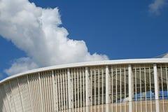 PART OF MAIN STRUCTURE OF MOSES MABHIDA STADIUM Royalty Free Stock Image