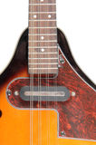 Part of mandolin Stock Image
