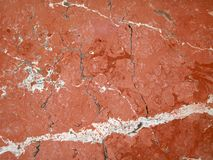 Red texture of marble panel as background stock photos