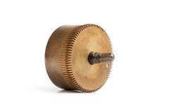 Part of mechanism Royalty Free Stock Images