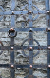 Part of Medieval Gate in Tallinn Stock Photography