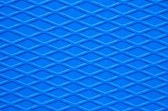Part of metal door. Blue metal texture Royalty Free Stock Images