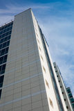 Part of modern office building Stock Images