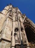 Eglise Notre-Dame du Sablon Royalty Free Stock Image
