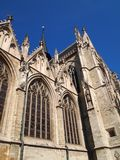 Eglise Notre-Dame du Sablon royalty free stock photo