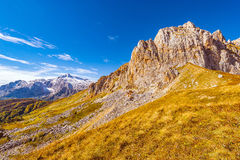 Free Part Of Fisht - Oshten Mountain Massif. Royalty Free Stock Photography - 76586927