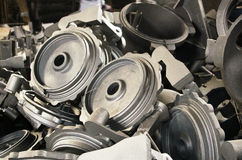 Part Of Machine Stock Photo