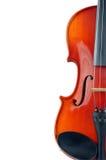 Part Of Violin Royalty Free Stock Photos