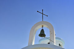Part of a Old Greek Church Royalty Free Stock Photos