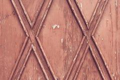 Part of old vintage wooden door Stock Photo