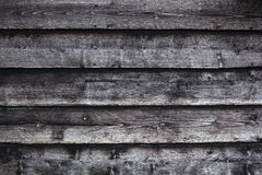 Part of old wooden barn wall Royalty Free Stock Photography