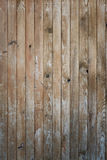 Part of old wooden door Royalty Free Stock Photography