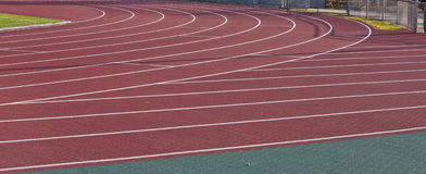 Track and field. Part of an olympic track and field stock images
