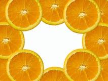 Part orange Image stock