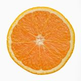 Part orange. image stock