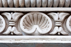 Part of ornate decor Stock Photography