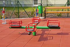 Part of playground Royalty Free Stock Images