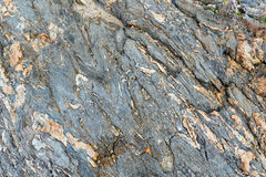 Part of rock close up. Royalty Free Stock Image
