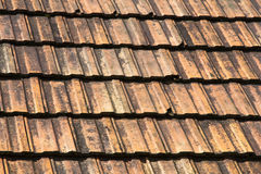 Part of the roof Royalty Free Stock Photo