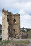 Part ruined Tower Stock Photography