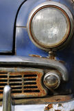 Part of Rusty Car Royalty Free Stock Image