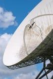 Part of satellite disc Stock Image