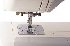 Part of the sewing machine. Stock Photography