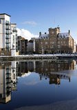 Part of the Shore, Leith Docks, Edinburgh Royalty Free Stock Photography