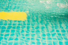 Part of swimming pool Royalty Free Stock Photography