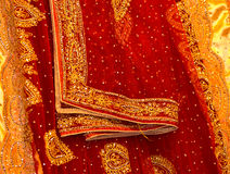 Saree traditional marriage stock photo Stock Photography