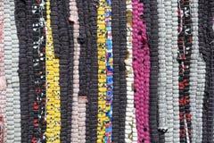 Part of ukrainian carpet Stock Photography