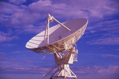 Part of Very Large Array, Socorro, NM Royalty Free Stock Image